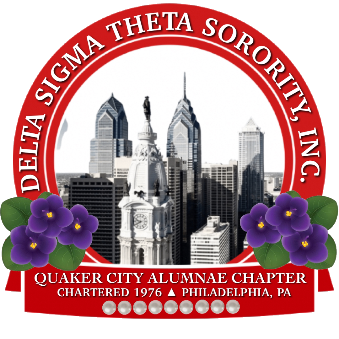 Delta Sigma Theta Sorority, Inc. Quaker City Alumnae Chapter